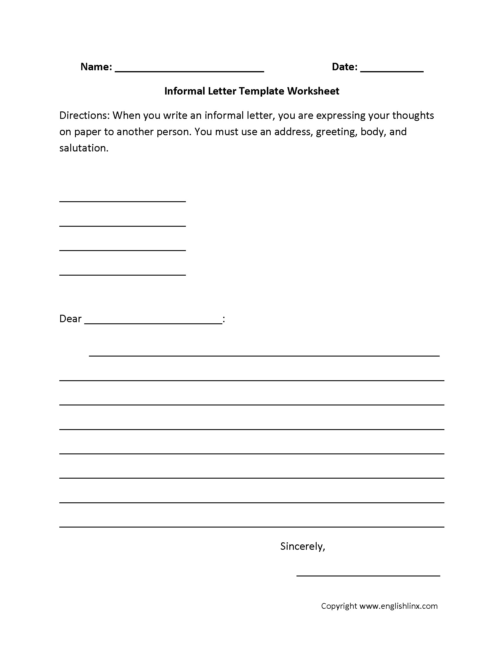 Writing Worksheets for 7th Grade 7th Grade Writing Worksheets