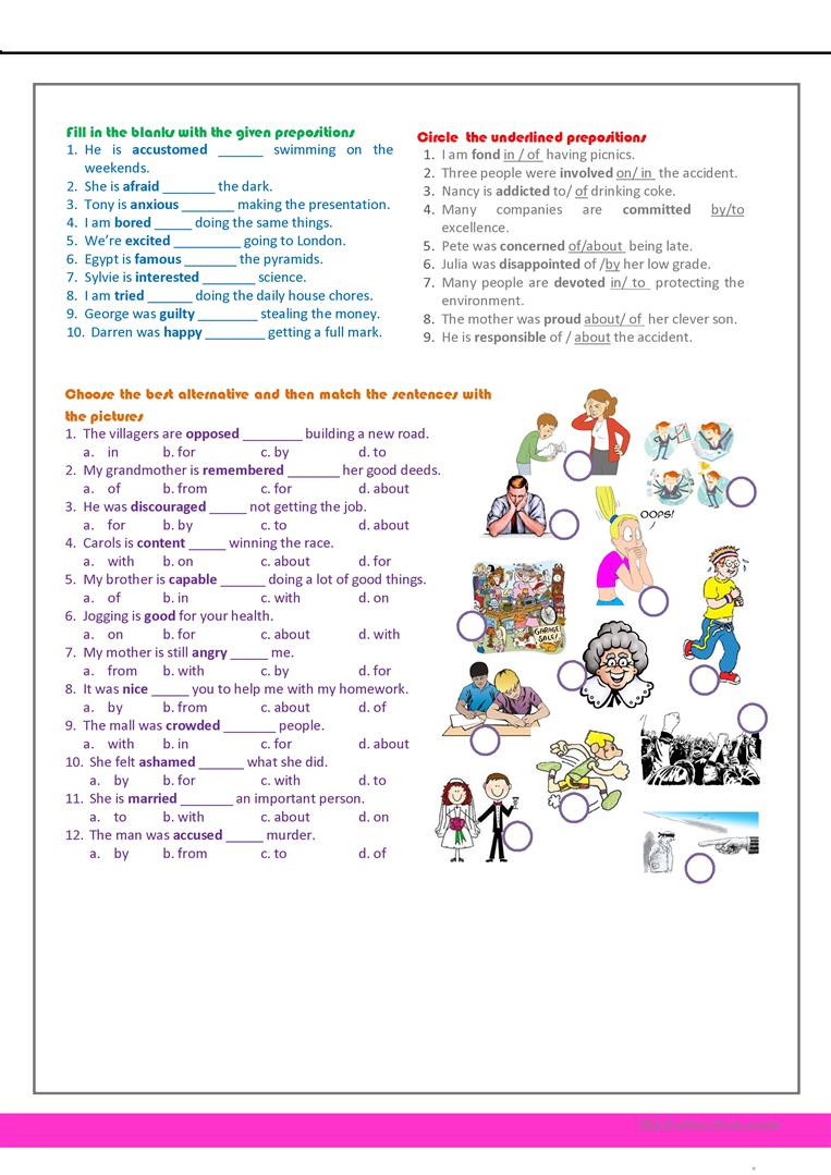 Writing Worksheets for 7th Grade Revision for the 7th Grade English Esl Worksheets for
