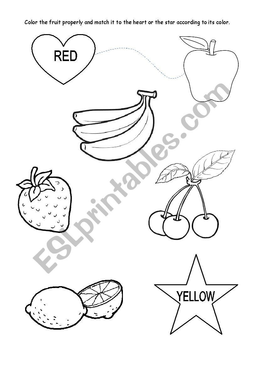 Yellow Worksheets for Preschool √ Kindergarten Reading Worksheets