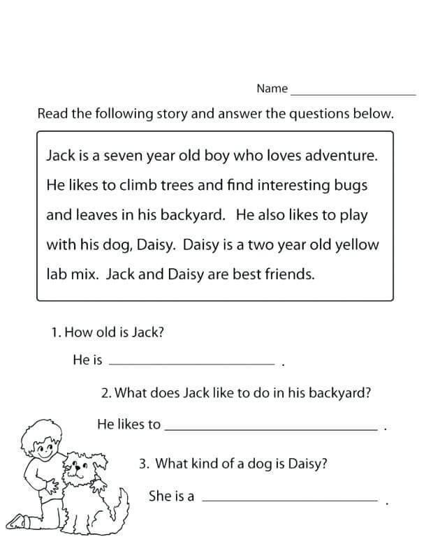 1st Grade Reading Worksheets 1st Grade Reading Worksheet Coloring Rocks Worksheets Apex