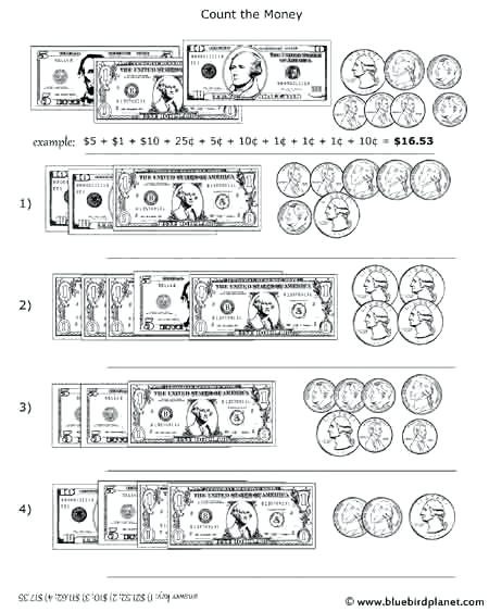 3rd Grade Money Worksheets Counting Money Worksheets 3rd Grade – Callumnichollsub