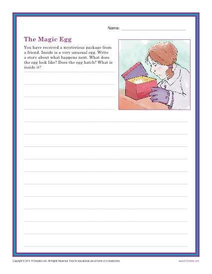 4th Grade Writing Worksheets Creative Writing Worksheets 4th Grade 4th Grade Writing