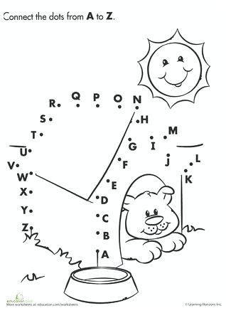 Abc Dot to Dot Printable Abc Connect the Dots Shrewd Connect the Dots Dot to Alphabet