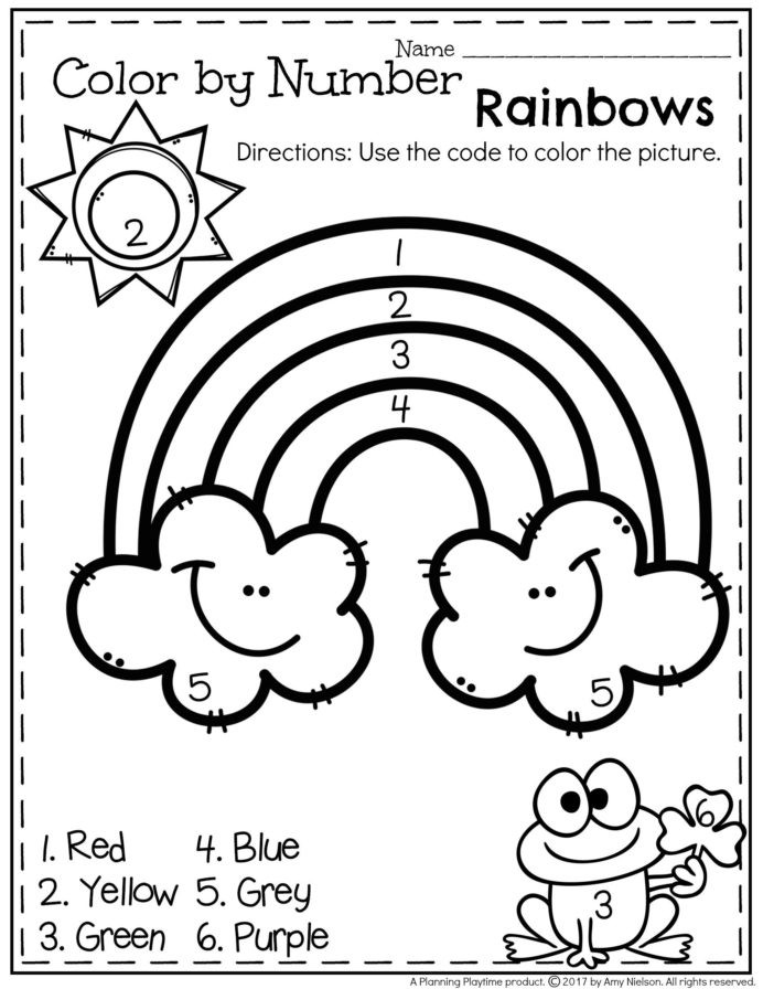 Apple Worksheets Preschool March Preschool Worksheets Numbers Apple for Pre First Grade