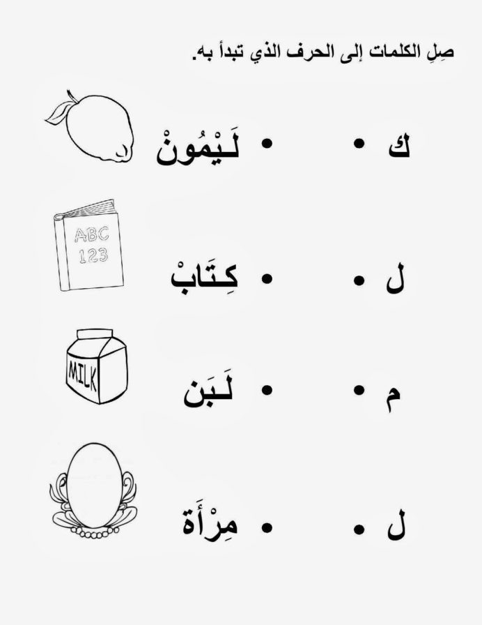 Arabic Alphabet Worksheets for Preschoolers Arabic Free Letter Worksheets Printable and Handwriting 3rd
