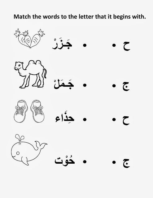 Arabic Alphabet Worksheets for Preschoolers Iqra Alif Ba Ta Worksheet for Kids 11 Oct 2013