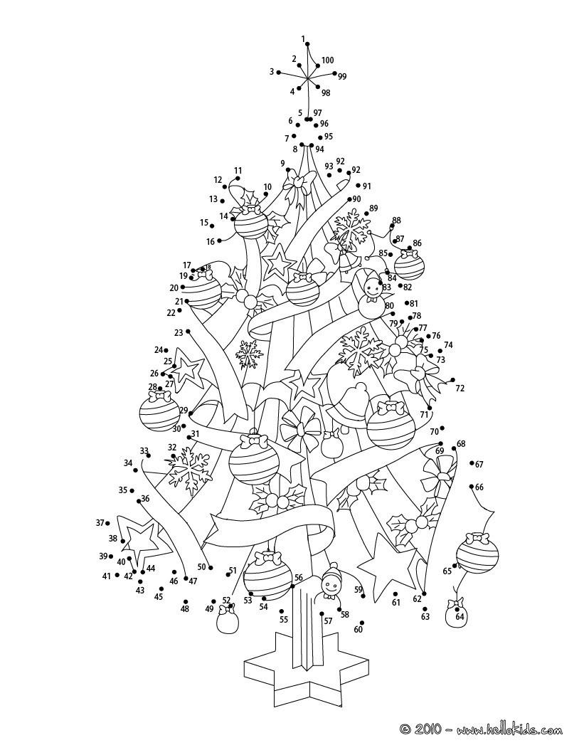 Christmas Dot to Dot Printables Christmas Dot to Dot 24 Free Dot to Dot Printable