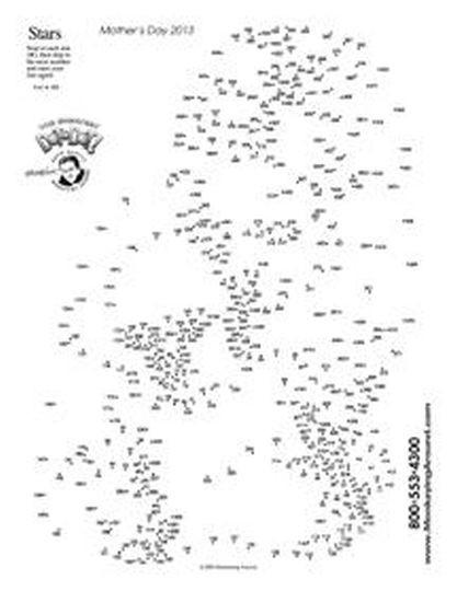 Christmas Dot to Dot Printables Christmas Dot to Dot Printables Part 4
