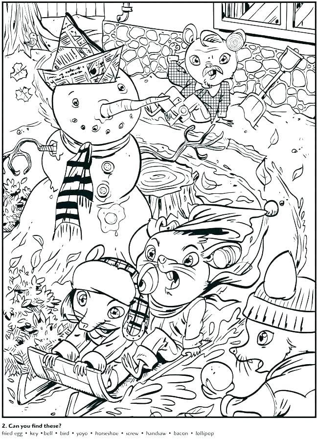 """Christmas Hidden Picture Puzzles Printable Hidden Pictures Free Printables for Adults لم يسبق له Ù…Ø ÙŠÙ"""""""