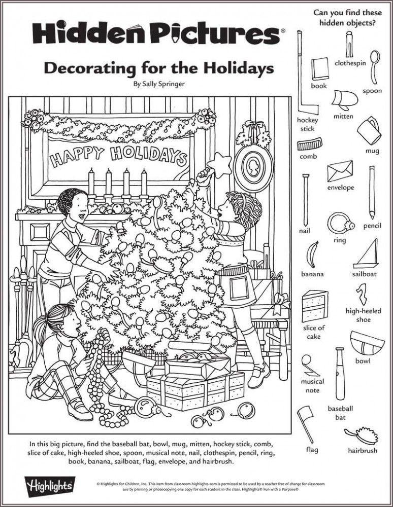 Christmas Hidden Pictures Printable 6c30dfaae28e7fc145cd8e1eeec414b0 774—1000