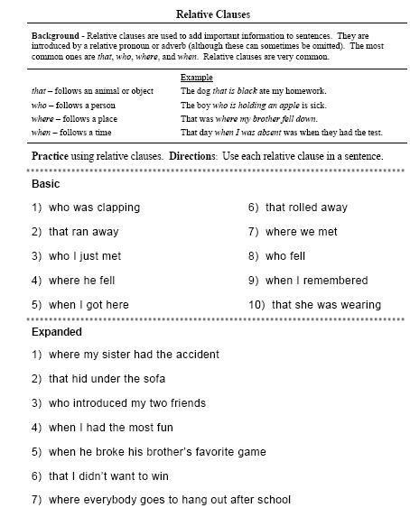 Complex Sentence Worksheets 3rd Grade Pound and Plex Sentences