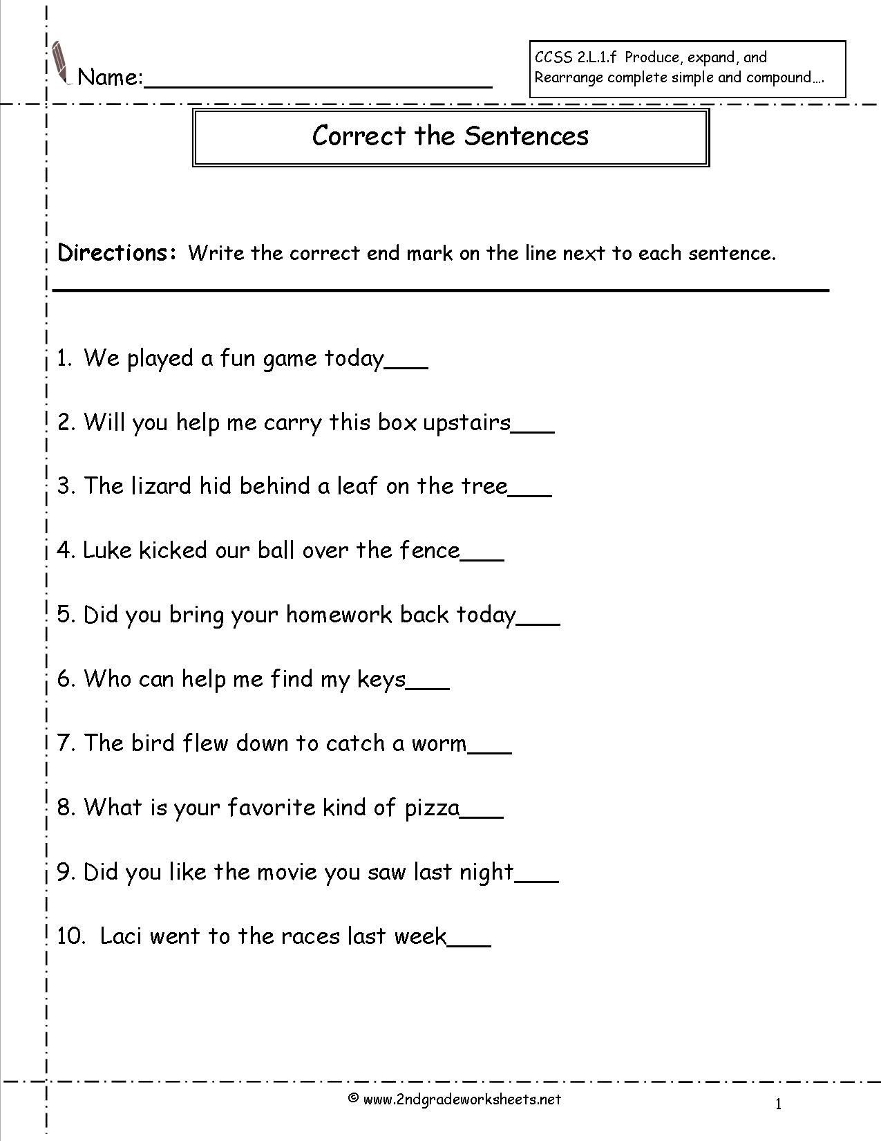 Context Clues Worksheets 1st Grade Free Second Grade Worksheets