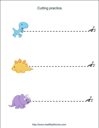 Dinosaur Worksheets for Preschoolers Dinosaur Printables for Preschoolers Free Dinosaur
