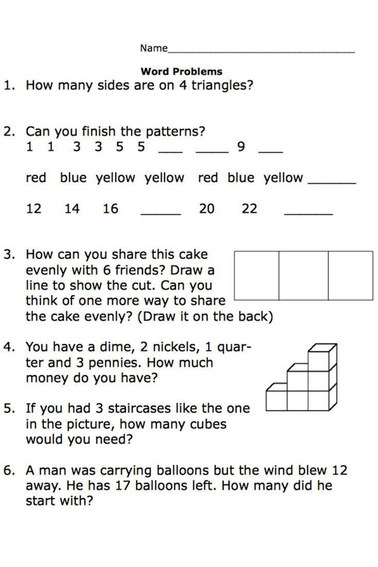 Estimating Word Problems 3rd Grade Addition Worksheets for Grade 2