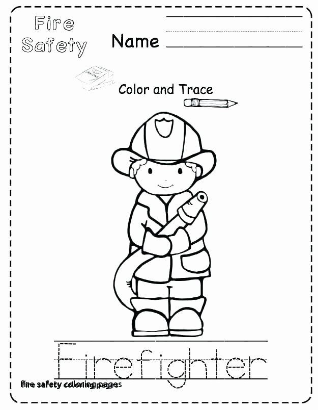 Fire Safety Worksheets Preschool Internet Safety Worksheets Printable Fire Safety First Grade