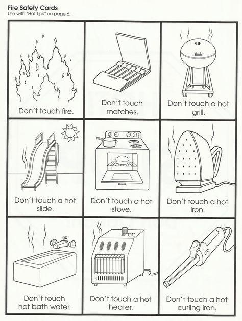 Fire Safety Worksheets Preschool Squish Preschool Ideas Fire Safety Munity Helpers Fire