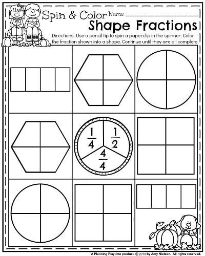 06a c887a4aef16ef21e925b4e first grade math worksheets color shapes
