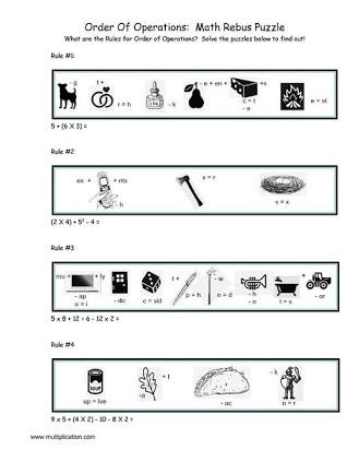 Free Printable Rebus Puzzles Create Free Rebus Puzzles