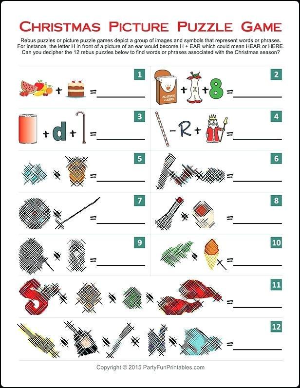 Free Printable Rebus Puzzles Printable Rebus Puzzle February – Goodaction