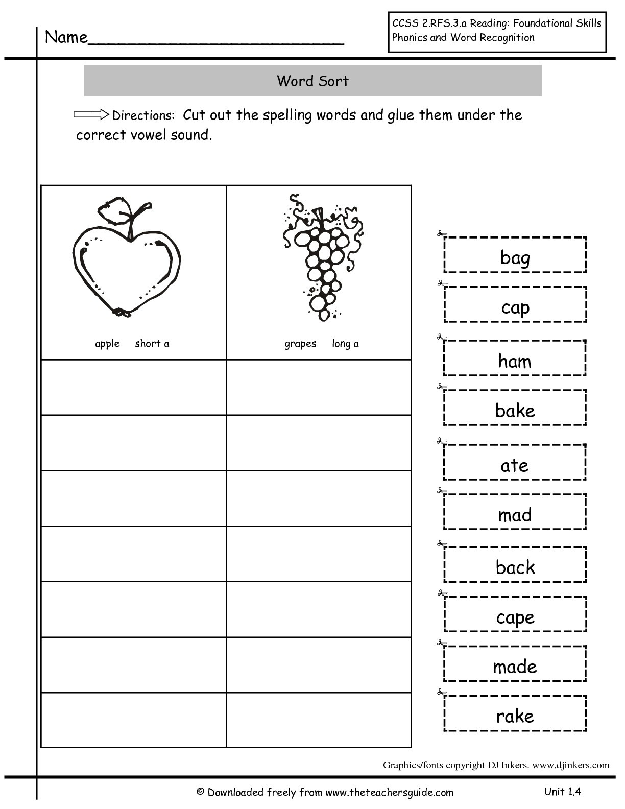 Inflectional Endings Worksheets 2nd Grade Wonders Second Grade Unit E Week Four Printouts