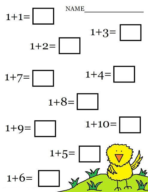 Kindergarten Math Worksheet Kindergarten Math Worksheets Best Coloring Pages for Kids