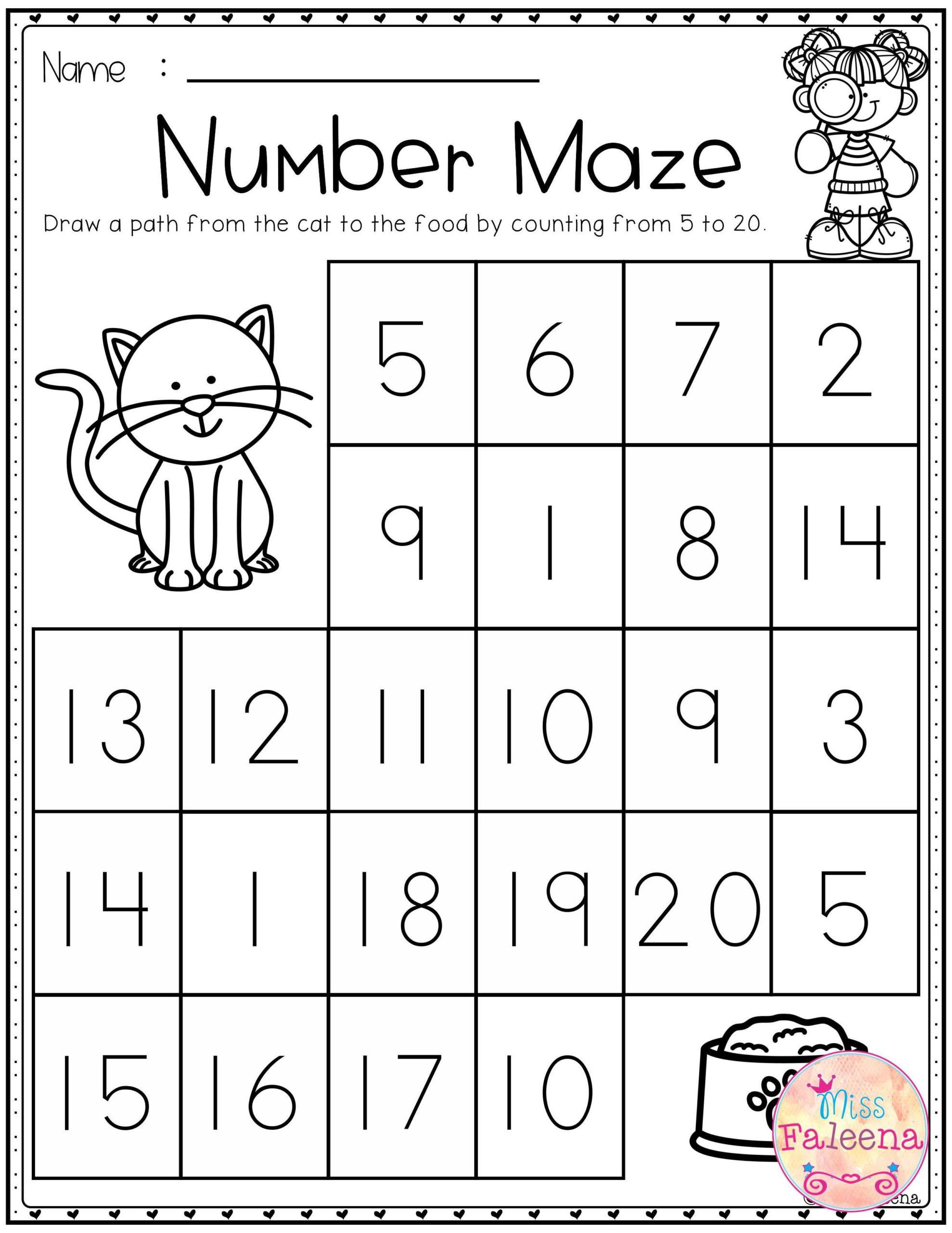 Kindergarten Math Worksheet Kindergarten Wisc Iq Test Year Math Worksheets Printable