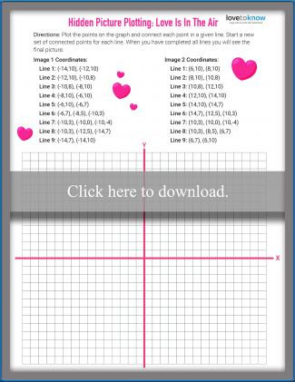Mystery Graph Pictures Printable Free Free Coordinate Graphing Mystery Picture Worksheets