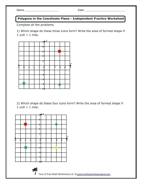 Mystery Graph Pictures Printable Free Free Coordinate Graphing Worksheets – Goodaction