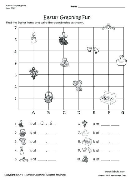 Mystery Graph Pictures Printable Free Plotting Coordinates Worksheet Coordinate Grid Mystery