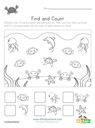 ocean find and count worksheet thumbnail preview 4bcfdeca a211 420d d857 f8825a 327x440