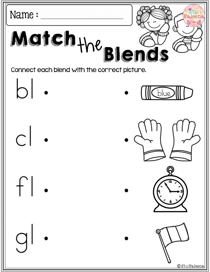 Phonics Worksheets Grade 1 80 Fun Phonics Worksheets