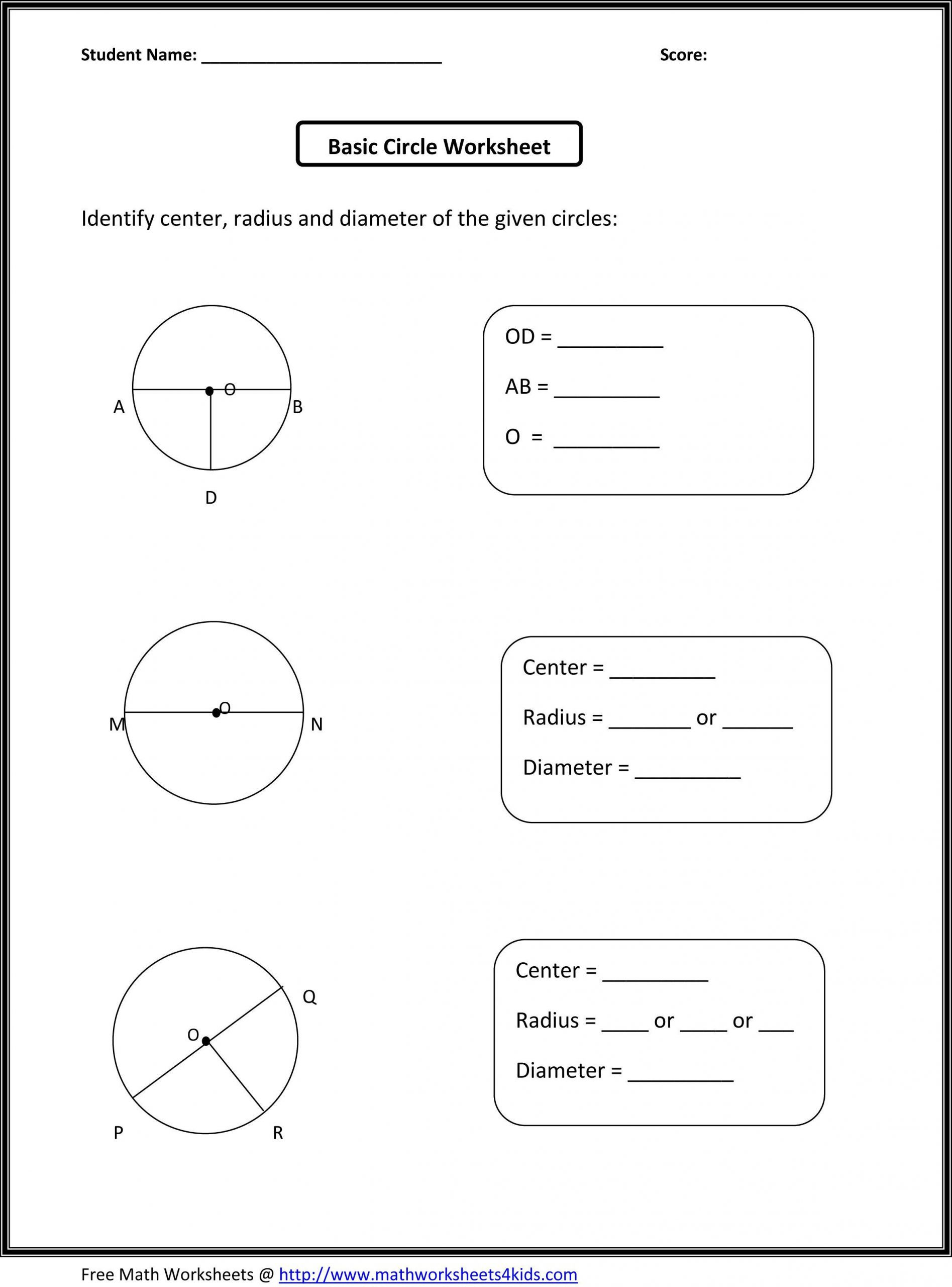 Polygon Worksheets 3rd Grade 4 3rd Grade Geometry Worksheets Worksheets