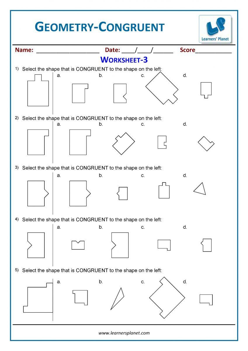 Polygon Worksheets 3rd Grade Printable Geometry Worksheets 3rd Grade Math