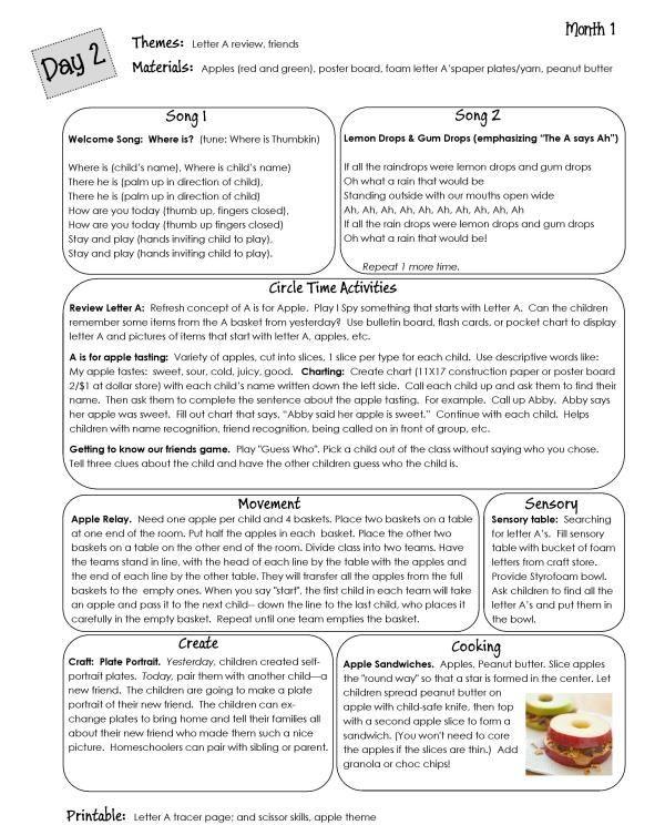 Preschool Palace Curriculum Preschool Palace Full Curriculum