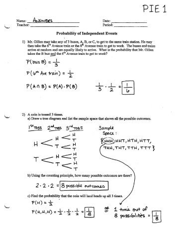 Probability Worksheets 7th Grade 28 [ Probability Worksheet Pdf ]