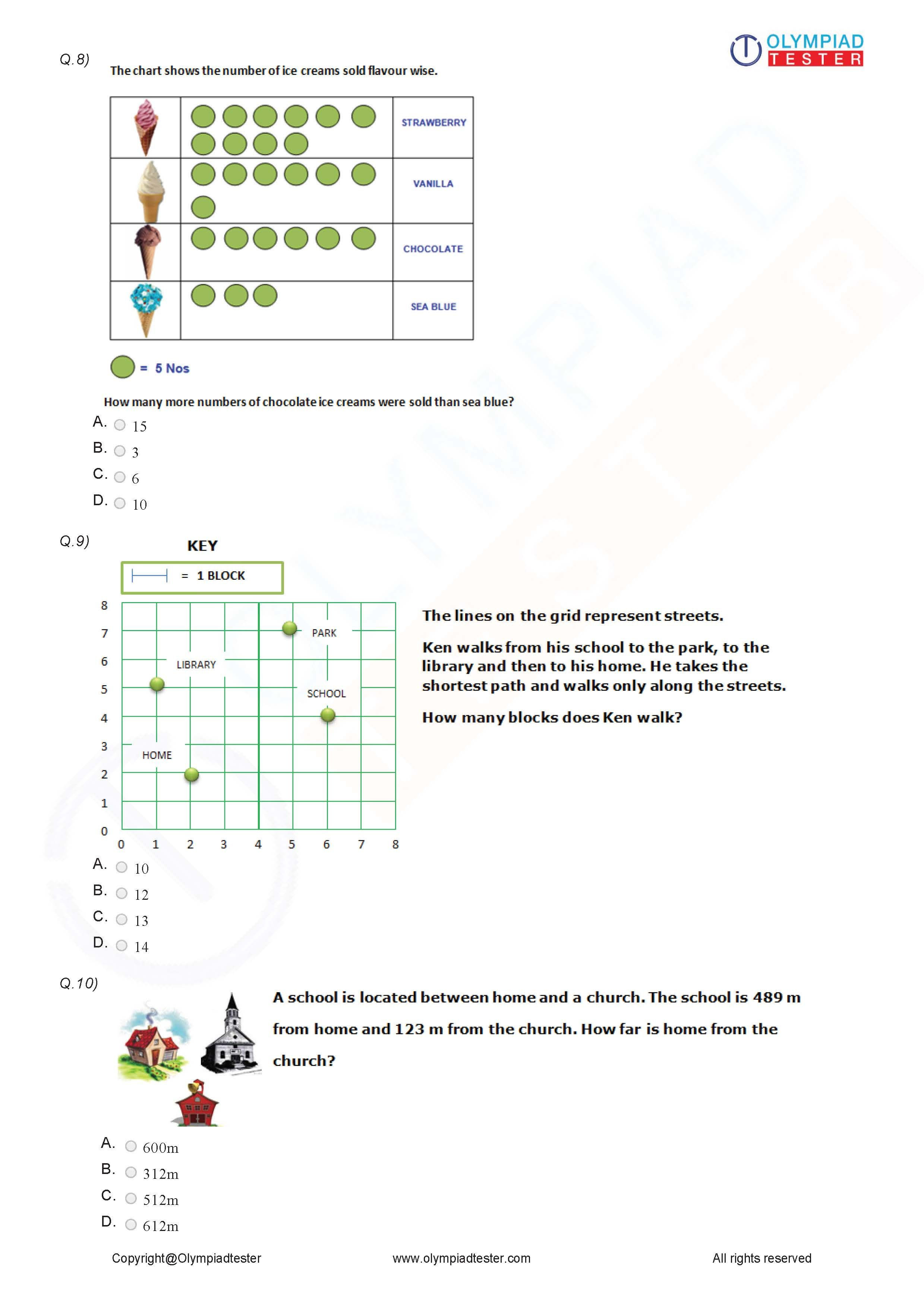 Reasoning Worksheets for Grade 1 Class 3 Science Worksheets