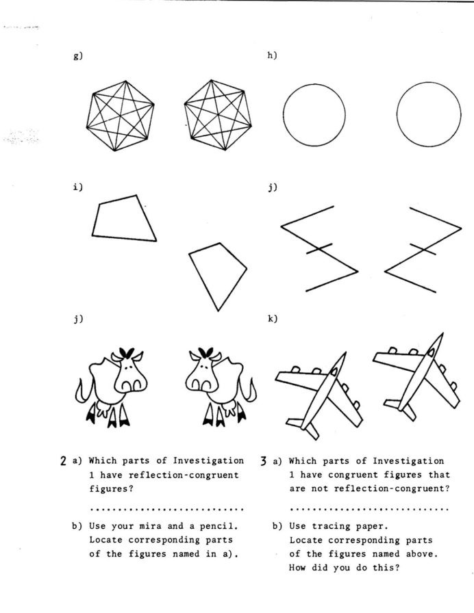 Reasoning Worksheets for Grade 1 Pin by Creatingsuccess Mira Activities Geometry Shapes