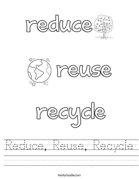 Recycling Worksheets for Preschoolers Recycle Worksheet Worksheet