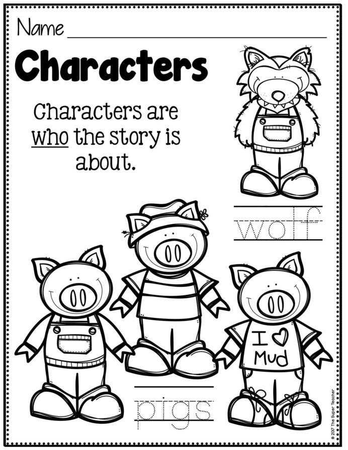 Sequence Worksheets for 1st Grade Prime Sequence events Worksheets 1st Grade First