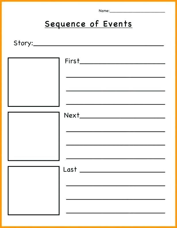 Sequencing Worksheet 2nd Grade Story Sequencing Worksheets Pdf Sequencing Worksheets Short