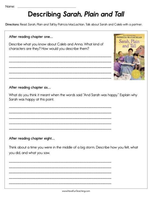 Summarizing Worksheet 3rd Grade Summarizing Worksheets • Have Fun Teaching