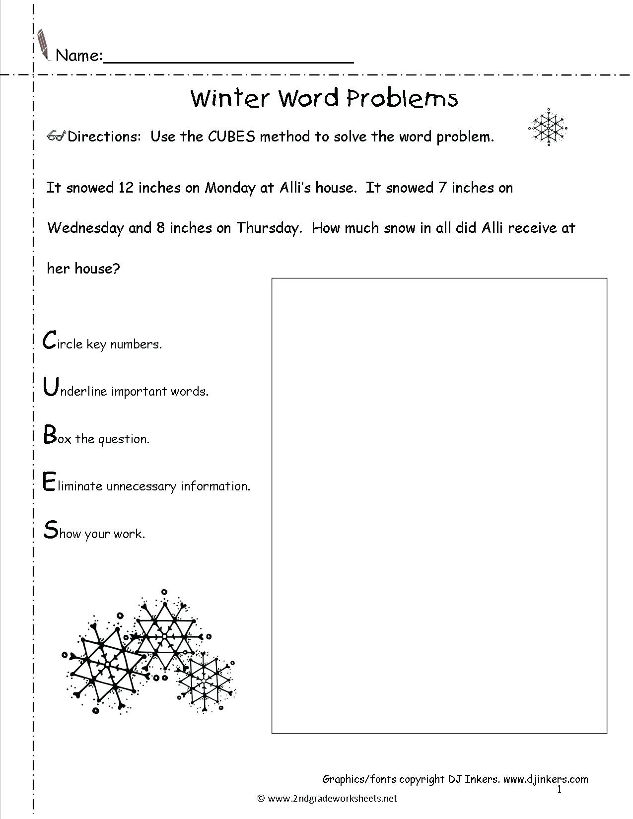 Theme Worksheets 2nd Grade Finding themes Worksheet