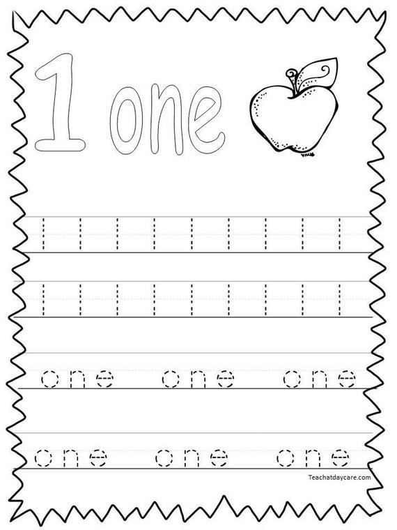 Tracing Numbers 1 20 Printable 20 Printable Numbers 1 20 Tracing Worksheets Preschool Kindergarten Numbers and Counting