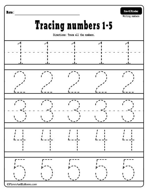 Tracing Numbers 1 20 Printable Numbers 1 20 Tracing Worksheets