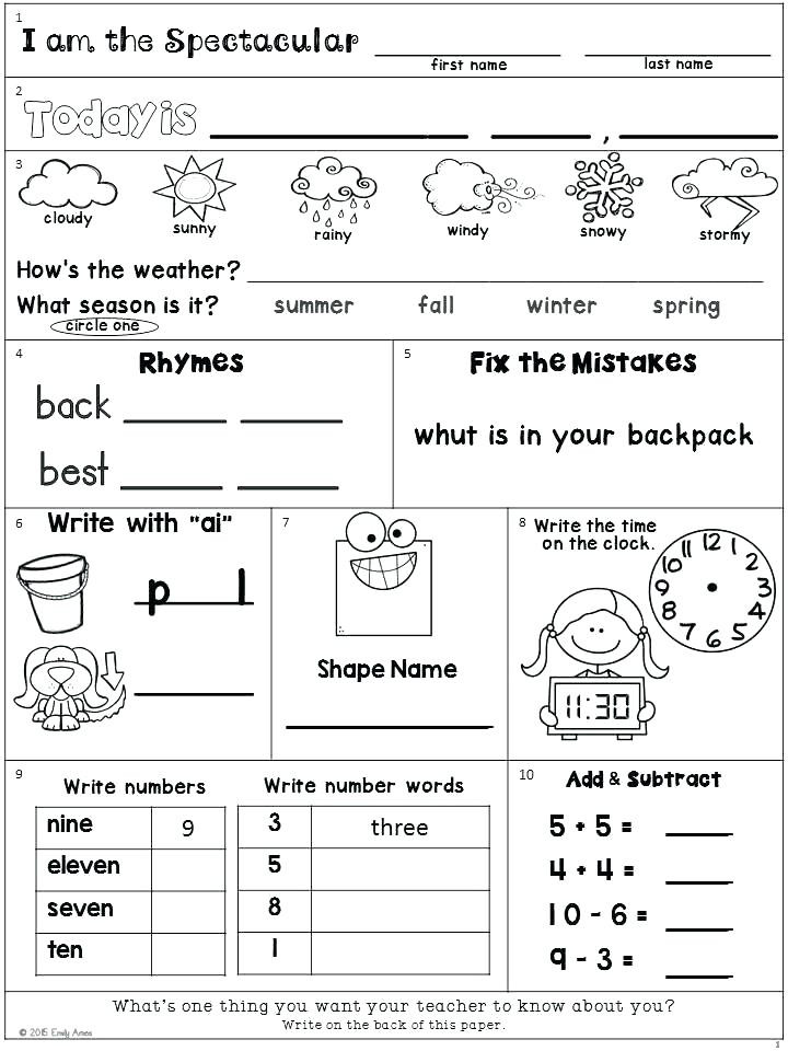Weather Worksheets for 3rd Grade Weather Worksheets for 3rd Grade – Callumnichollsub