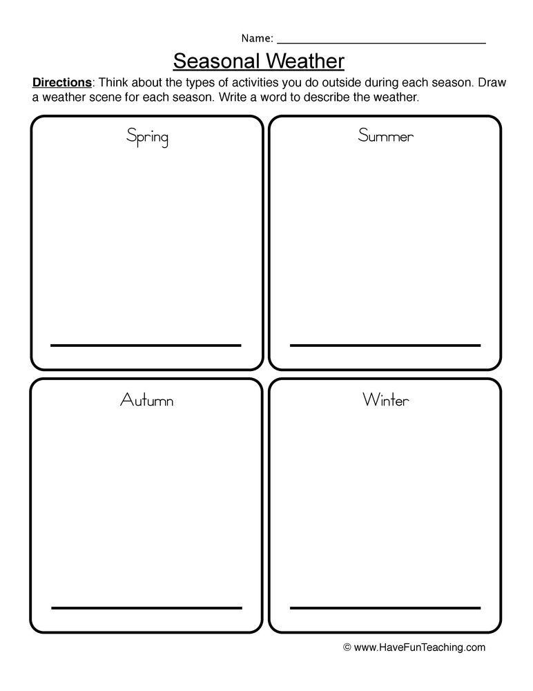 Weather Worksheets for Second Grade too Much Precipitation Weather Worksheet